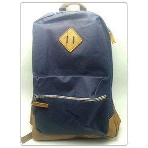 Other - Canvas school backpack